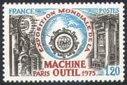 France 1975 Machine Tools Exhibition/ Industry/ Trade/ Machinery/ Engineering/ Business/ Commerce 1v (n41764)