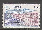 France 1981 Plane  /  Aircraft  /  Aviation  /  Mirage 1v (n23244)