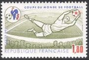 France 1982 Football World Cup Championships, Spain/ WC/ Soccer/ Sports 1v (n29387)