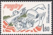 France 1982 Rugby/ Sports/ Games/ Players/ Animation 1v (n29388)