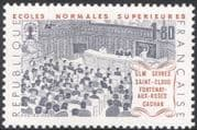 France 1982 Teachers/ Education/ Teacher Training Colleges/ People/ Buildings 1v (n43846)