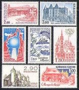 France 1982 Tourism  /  Buildings  /  Boats  /  Fountain 7v n31884