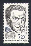 France 1985 Charles Dullin  /  Actor  /  Theatre  /  Acting  /  Building  /  People 1v (n38247)