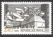 France 1985 Renaudie  /  Architect  /  Buildings  /  Architecture  /  Houses  /  People 1v (n40607)