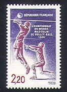 France 1986 Sports  /  Games  /  Volleyball  /  Animation 1v n31728