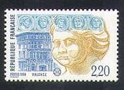 France 1988 Buildings  /  Architecture  /  Carvings  /  Art  /  Roman History 1v (n37658)