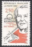 France 1993 Louise Weiss  /  Women  /  Politics  /  Rights  /  People 1v (n40727)