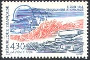 France 1994 Normandy Landings/ Soldiers/ Military/ WWII/ Army/ Animation 1v (n32037)