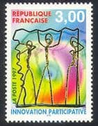 France 1997 Art  /  Innovation  /  Animation  /  Wire Sculpture 1v (n40785)