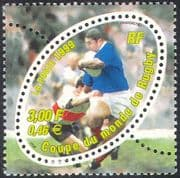 France 1999 Rugby World Cup Championships /  WC/ Sports/ Games 1v (n32783)