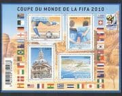 France 2010 World Cup  /  WC  /  Football  /  Sports  /  Games  /  Soccer  /  Animation 4v sht (n35526)