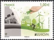France 2016 Europa/ Factory/ Cycling/ Environment/Conservation/ Nature 1v (n45911)