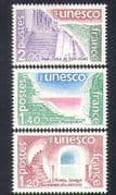France (UNESCO) 1980 Palace  /  Dungeons  /  Slavery  /  Buildings  /  Architecture 3v (n37639)