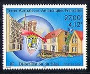 FSAT  /  TAAF 2000 Administrative Buildings  /  Architecture  /  Map 1v (n30234)
