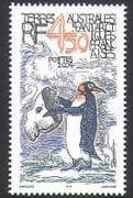 FSAT  /  TAAF 2004 Penguin  /  Birds  /  Nature  /  Cartoon  /  Animation 1v (n34544)