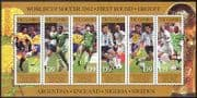 Gambia 2002 Football World Cup  /  Sports  /  Games  /  Players  /  Soccer 6v m  /  s (b9213)
