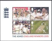 GB 2005 England Cricket Team/ Ashes Winners/ Test Match/ Sports/ Games 4v m/s (n16900)