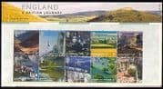 GB 2006 Tourism  /  Lighthouse  /  Buildings 10v P Pack n30810