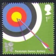 GB 2009 Sports  /  Olympics  /  Olympic Games  /  Archery 1v (b7807g)