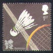 GB 2009 Sports  /  Olympics  /  Olympic Games  /  Badminton 1v (b7807c)