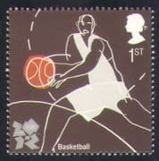 GB 2009 Sports  /  Olympics  /  Olympic Games  /  Basketball 1v (b7807e)