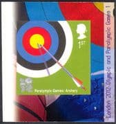 GB 2010 Olympic Games/ Olympics/ Sports/ Archery/ Shooting 1v s/a (n30741)
