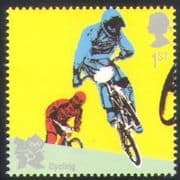 GB 2010 Sports  /  Olympics  /  Olympic Games  /  BMX  /  Bikes  /  Cycling 1v (b7810e)