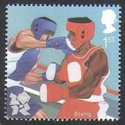 GB 2010 Sports  /  Olympics  /  Olympic Games  /  Boxing 1v (b7810k)