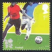 GB 2010 Sports  /  Olympics  /  Olympic Games  /  Football  /  Soccer 1v (b7810h)