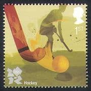 GB 2010 Sports  /  Olympics  /  Olympic Games  /  Hockey 1v (b7810g)