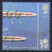 GB 2010 Sports  /  Olympics  /  Olympic Games  /  Rowing  /  Sculls  /  Boats 1v (b7810a)