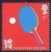 GB 2010 Sports  /  Olympics  /  Olympic Games  /  Table Tennis 1v (b7810f)