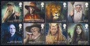 GB 2011 Potter  /  Narnia  /  Lion  /  Books  /  Literature 8v (n30474)
