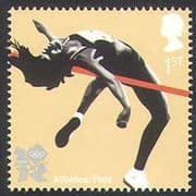 GB 2011 Sports  /  Olympics  /  Olympic Games  /  Field Athletics  /  High Jump 1v (b7812g)