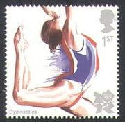 GB 2011 Sports  /  Olympics  /  Olympic Games  /  Gymnastics 1v (b7812c)