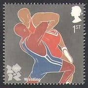 GB 2011 Sports  /  Olympics  /  Olympic Games  /  Wrestling 1v (b7812k)