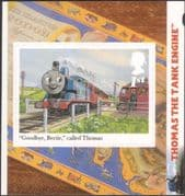 GB 2011 Thomas Tank Engine/ Steam Trains/ Rail/ Railways/ Children's Books 1v s/a (b8543g)