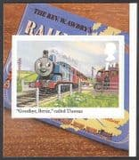 GB 2011 Thomas Tank Engine  /  Trains  /  Rail  /  Books  /  Literature  /  Transport 1v s  /  a b8543h