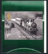 GB 2011 Trains/ Steam Engine/ Classic Locomotives/ Railway/ Rail/ Transport 1v (b8543t)