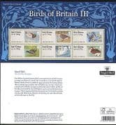 GB 2011 Water Birds  /  Swan  /  Kingfisher  /  Ducks  /  Nature  /  Animation 6v s  /  a ATM (b8680e)