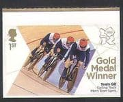 GB 2012 Olympics  /  Sport  /  Gold Medal Winners  /  Hindes  /  Hoy  /  Kenny  /  Cycling 1v s  /  a n35458