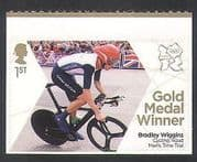 GB 2012 Olympics  /  Sports  /  Gold Medal Winner  /  Bradley Wiggins  /  Cycling 1v s  /  a n35457