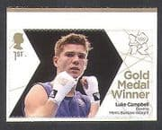 GB 2012 Olympics  /  Sports  /  Gold Medal Winners  /  Boxing  /  Luke Campbell 1v s  /  a (n35664)