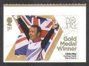 GB 2012 Olympics  /  Sports  /  Gold Medal Winners  /  Cycling  /  Chris Hoy  /  Bikes 1v (n35658)