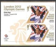 GB 2012 Olympics  /  Sports  /  Gold Medal Winners  /  Cycling  /  Chris Hoy  /  Bikes 2v +  n35658a