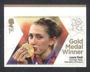 GB 2012 Olympics  /  Sports  /  Gold Medal Winners  /  Cycling  /  Laura Trott  /  Bikes 1v (n35659)