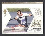 GB 2012 Olympics  /  Sports  /  Gold Medal Winners  /  Kayak  /  Ed McKeever 1v s  /  a (n35666)