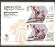 GB 2012 Olympics  /  Sports  /  Gold Medal Winners  /  Rowing  /  Copeland  /  Hosking 2v +  n35462a