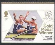 GB 2012 Olympics  /  Sports  /  Gold Medal Winners  /  Rowing  /  Glover  /  Stanning 1v (n35464)