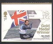 GB 2012 Olympics  /  Sports  /  Gold Medal Winners  /  Sailing  /  Ben Ainslie  /  Boats 1v (n35653)